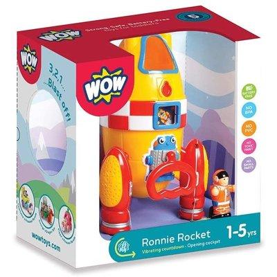 Wow Toys Wow Toys Ronnie Rocket