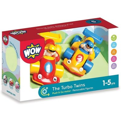 Wow Toys Wow Toys Turbo Twins
