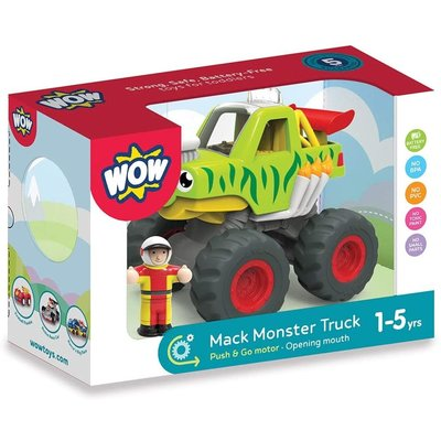 Wow Toys Wow Toys Mac the Monster Truck