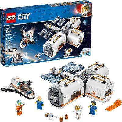 Lego Lego City Space Lunar Space Station