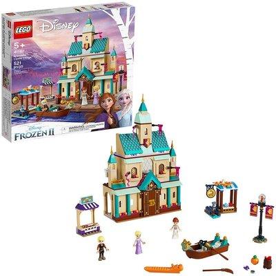 Lego Lego Frozen Arendelle Castle Village
