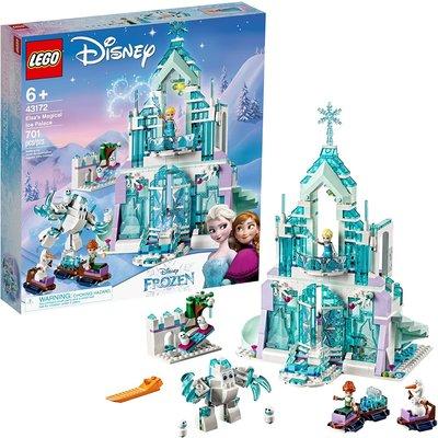 Lego Lego Frozen Elsa's Ice Palace