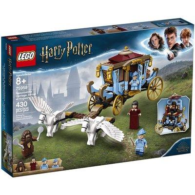 Lego Lego Harry Potter BeauxBaton's Carriage