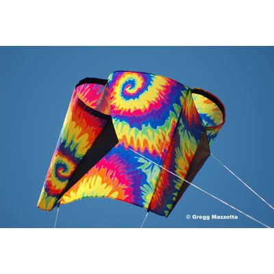 Premier Kite Power Sled 10 Tie Dye