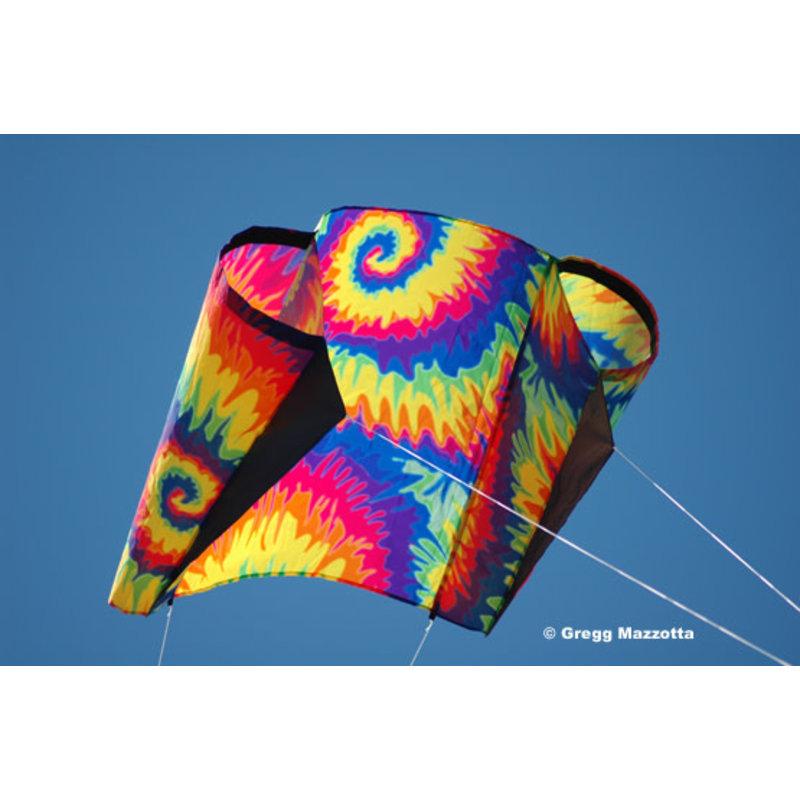 Premier Kite Power Sled 10 Tie Dye