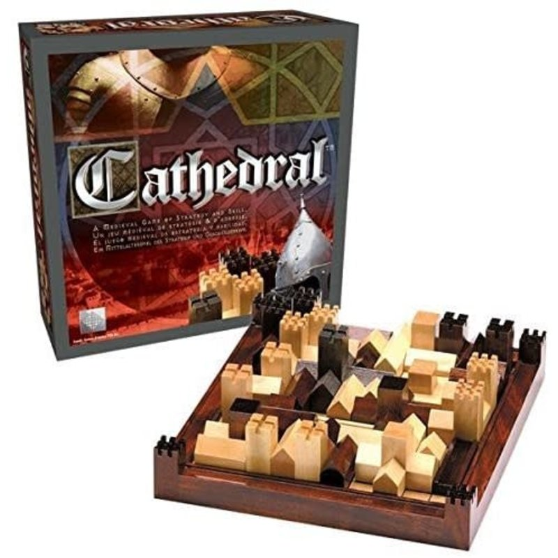 Cathedral Board Game