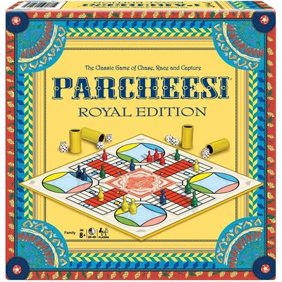 Winning Moves Game Parcheesi