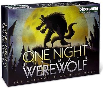 One Night Ultimate Werewolf Game