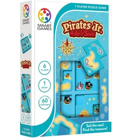 Smart Game Hide & Seek Pirates