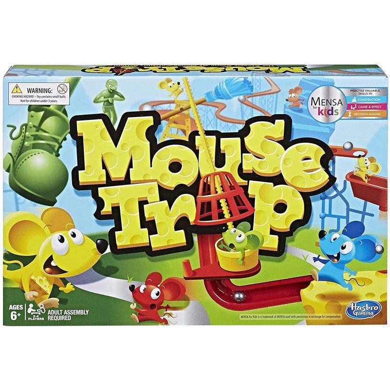 Hasbro Hasbro Game Mousetrap