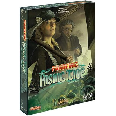 Z-Man Game Pandemic Rising Tide