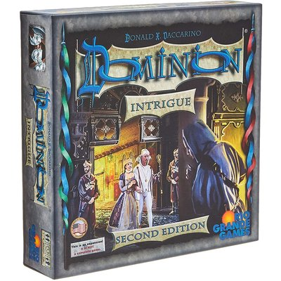 Dominion Game Expansion Intrigue 2nd Edition