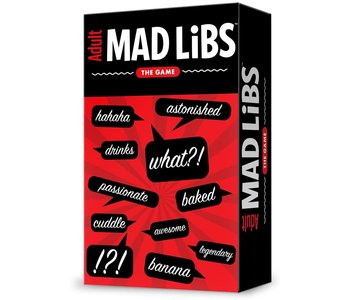Mad Libs Adult Game