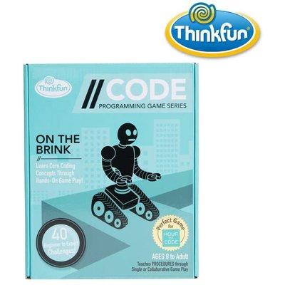 Thinkfun Thinkfun Game Code Coding On The Brink