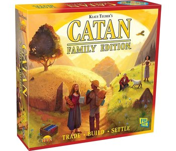 Catan Game Family Edition