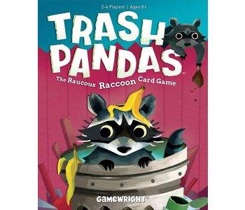 Gamewright Game Trash Pandas