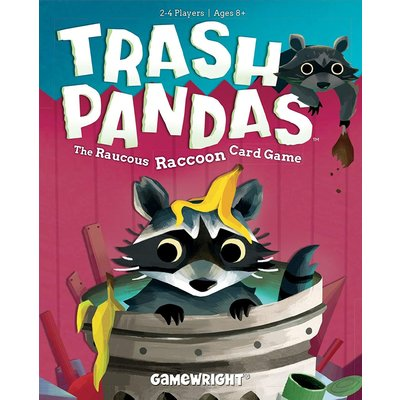 Gamewright Gamewright Game Trash Pandas