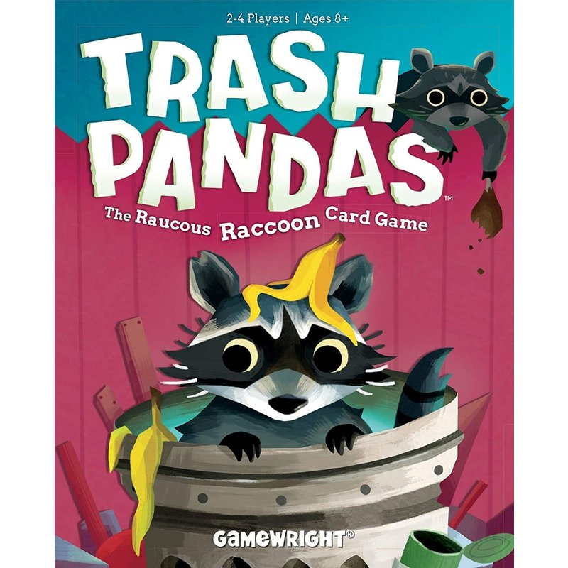 Gamewright Gamewright Game Trash Pandas