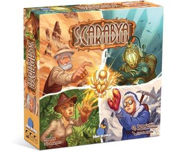 Blue Orange Game Scarabya