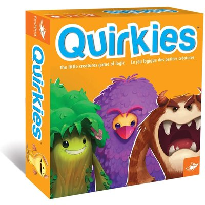 FoxMind Game Quirkies