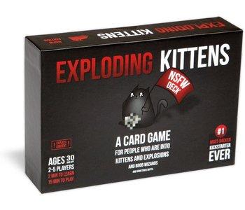 Exploding Kittens NSFW Game