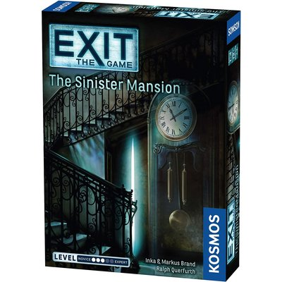 Exit Game: The Sinister Mansion