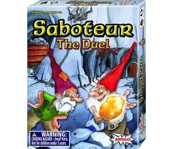 Amigo Game Saboteur The Duel