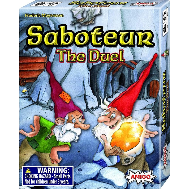 Amigo Amigo Game Saboteur The Duel