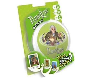 Timeline Game Inventions
