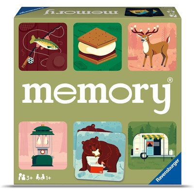 Ravensburger Ravensburger Memory Game Great Outdoors