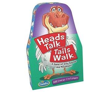 Thinkfun Game Heads Talk Tails Walk