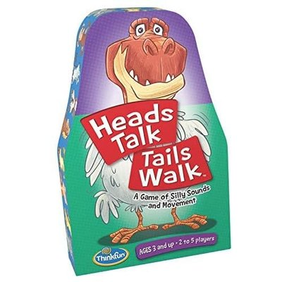 Thinkfun Thinkfun Game Heads Talk Tails Walk