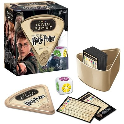 Hasbro US Game Trivial Pursuit Harry Potter