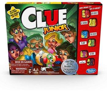 Hasbro Game Clue Junior