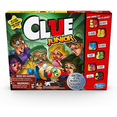 Hasbro Hasbro Game Clue Junior