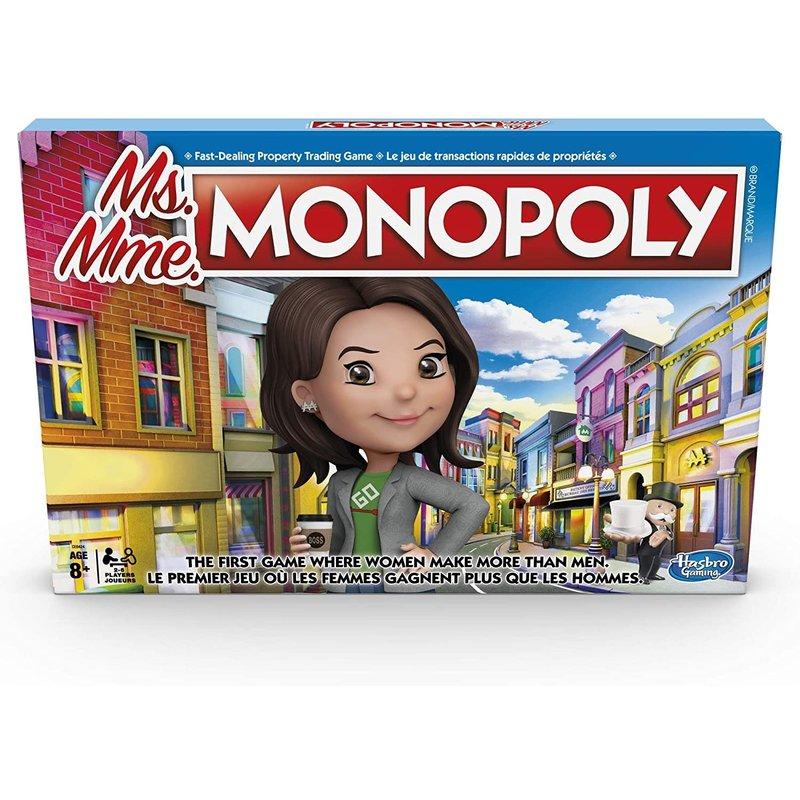 Hasbro Hasbro Game Ms. Monopoly