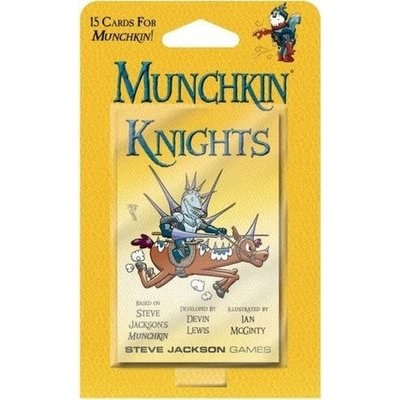 Munchkin Game Expansion Knights