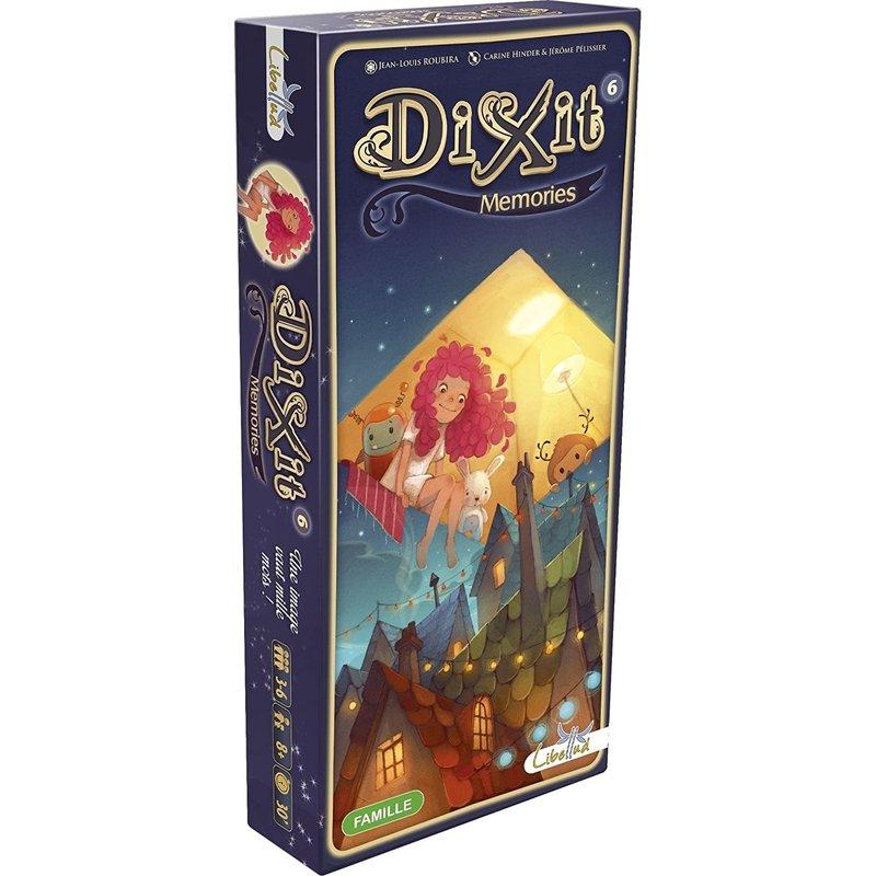 Dixit Expansion Memories