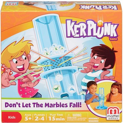 Mattel Game Kerplunk