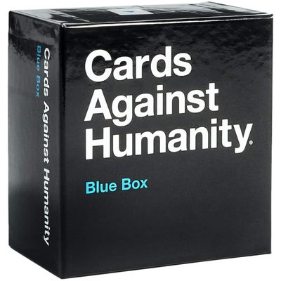 Cards Against Humanity Bigger Blue Box