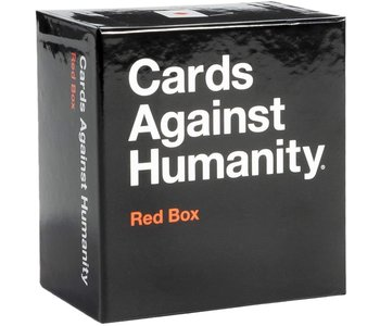 Cards Against Humanity Bigger Red Box