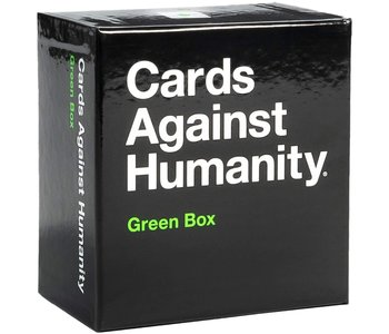 Cards Against Humanity Bigger Green Box