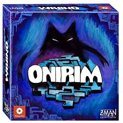 Z-Man Game Onirim Card Game