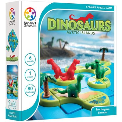 Smart Games Smart Game Dinosaurs