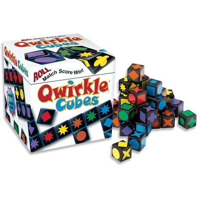 Outset Media Outset Game Qwirkle Cubes