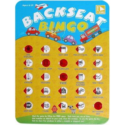 Reeves & Jones Backseat Bingo Game