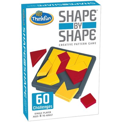 Thinkfun Thinkfun Game Shape By Shape