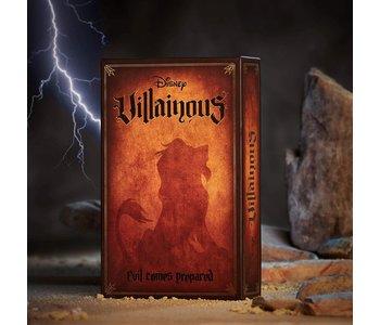 Disney's Villainous Game Exp Evil Comes Prepared