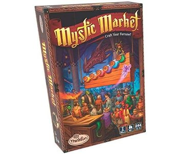 Thinkfun Game Mystic Market