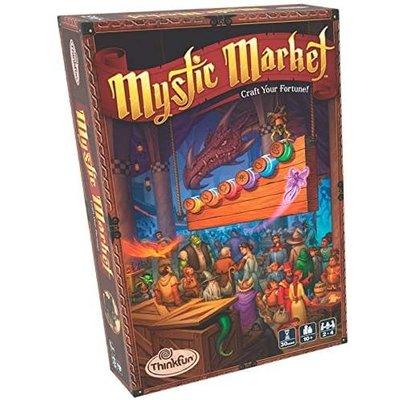 Thinkfun Thinkfun Game Mystic Market